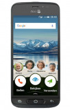 Afbeelding van Doro 8040 Black mobiele telefoon