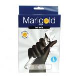Afbeelding van Huishoudhandschoen Marigold Hobby Zwart Large