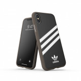 Afbeelding van adidas OR Moulded case PU Gumsole SS19 for iPhone X/Xs black/white