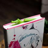 Afbeelding van Croco boekenlegger van Peleg Design