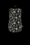 Image de FSTVL by MS Mode Mesdames Chemisier sans manches avec imprimé cachemire Noir