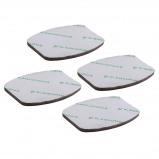 Afbeelding van 9.Solutions Adhesive Tape 4 stuks
