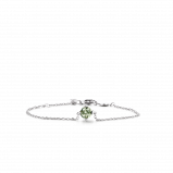 Image of TI SENTO Milano Bracelet Green Silver Plated 2912GG