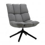 Afbeelding van fauteuil Daan antraciet