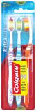 Afbeelding van Colgate Extra Clean Tandenborstel Medium 3 pack