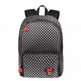 Afbeelding van American Tourister Urban Groove Disney Lifestyle Backpack Minnie Mouse Polka Dot Casual Rugtassen