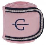 Afbeelding van Cavalliero Fleecebandages 4pack roze ONESIZE