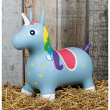 Imagem de Harry's Horse Nooni Skippy Unicorn (Cor: azul)