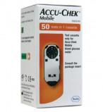 Afbeelding van Accu Chek Mobile Testcassette 50ST