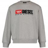 Afbeelding van Diesel 00J48E kindertrui grijs