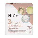 Afbeelding van Dr. Van der Hoog 3staps gezichtskuur overgevoelige huid 3st