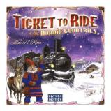 Afbeelding van Days of Wonder bordspel Ticket to Ride Nordic Countries (en)