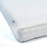 Afbeelding van ABZ Airgosafe matras Tencel Combi+topper set HR30 70x150