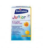 Afbeelding van Davitamon Junior 3+ Kauwvitamines Multifruit (120kt)