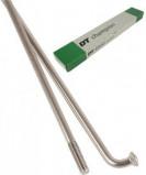 Afbeelding van DT Swiss Champion spaken (Kleur: chroom, Lengte: 252 mm, Maat: 14)
