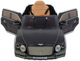 Afbeelding van Bentley kinderauto Bentayga zwart