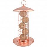Abbildung von Esschert Design Best for Birds Meisenknödelautomat Kupfer
