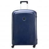 Afbeelding van Delsey Belfort 3 Spinner 76 Blue Marine Harde Koffers