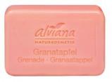 Afbeelding van Alviana Handzeep Granaatappel 100GR