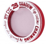 Afbeelding van 2b Oogschaduw my eyeshadow 58 fuchsia 1 Stuk