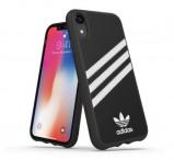 Abbildung von adidas originals Moulded Case iPhone XR Schwarz 32806