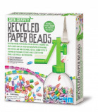 Image of 4M Green Creativity Recycled Paper Beads (4588)