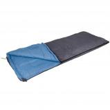 Afbeelding van Camp Gear Slaapzak Comfort 220x80 cm grijs en blauw 3605748