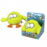 Afbeelding van Coockoo Bouncy Jumping Ball Soundchip Incl. Lime 28x19cm