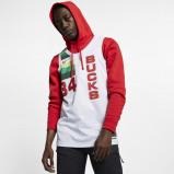 Image of Giannis Antetokounmpo Icon Edition Swingman (Milwaukee Bucks) Men's Nike NBA Connected Jersey Green