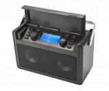 Afbeelding van AUDISSE (by PerfectPro) Shirudo WiFi Internet accu bouwradio FM RDS DAB+ werkt op netstroom & lithium