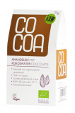 Afbeelding van Cocoa Amandelen met Kokoswater Chocolade RAW 70GR