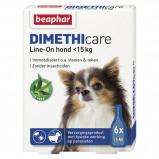 Bild av Beaphar Flea Treatment DIMETHIcare Line on Dog Small 6Pips