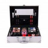 Zdjęcie 2K All About Beauty Train Case zestaw Complete Makeup Palette dla kobiet