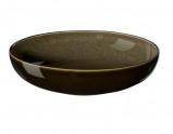 Afbeelding van ASA Selection Schaal Kolibri Chestnut Ø 18 cm