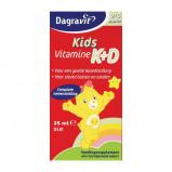 Afbeelding van Dagravit Kids Vitamine K+D Druppels Olie 25ml