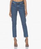 Image de American Vintage Jeans Remoday 5 Pocket Blue Dusty