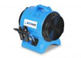 Afbeelding van Dryfast DAF3500P Axiaal pneumatisch ventilator 230Pa 3450m3/h