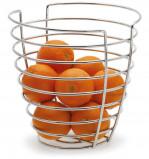 Afbeelding van Blomus Wires Fruitmand 25 cm Zilver