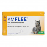 Image de Amflee 50mg Spot On Chat 50 mg spot on chat 6at