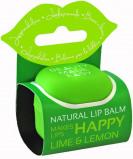 Afbeelding van Beauty Made Easy Lipbalm Lime & Lemon, 7 gram