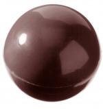 Afbeelding van Bonbonvorm Chocolate World Bol (40x) Ø30 mm