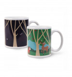 Afbeelding van Woodlands Morph Mug van Kikkerland