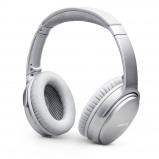Afbeelding van Bose QuietComfort 35 wireless II over ear bluetooth koptelefoon zilver