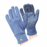 Obrázek Aubrion by Shires Gloves Patterson Winter Blue S
