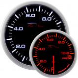 Afbeelding van Depo racing wa series diverse instrumenten oliedruk 0,0 10,0 bar 52mm