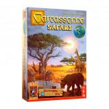 Afbeelding van 999 Games Carcassonne safari bordspel