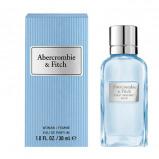 Abbildung von Abercrombie & Fitch First Instinct Blue for women Eau de Parfum 30 ml