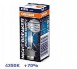 Afbeelding van 66240 XNB Osram Night Breaker Unlimited 4350K D2S xenon lamp Xenonlamp 54.95, !!