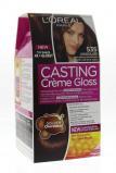 Afbeelding van L'Oréal Paris Casting creme gloss haarverf chocolate 535 verp.