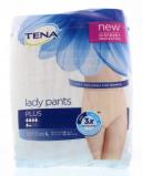 Afbeelding van Tena Silhouette Lady Pants Plus Large 10 stuks